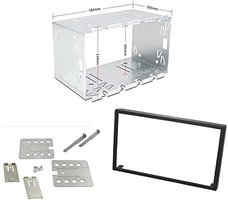 G.M. Production - 709 + 264/263 - Jaula bastidor y marco plástico ...