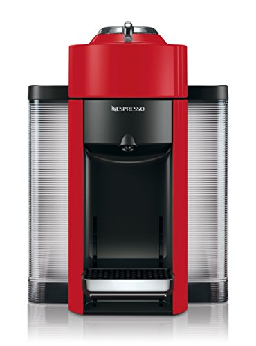 nespresso espresso machine red - 6