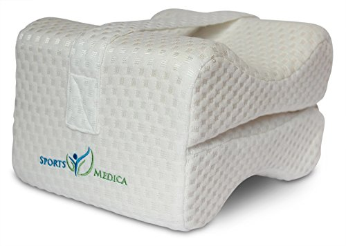 Sports Medica Memory Foam Pillow with Leg Strap - DOCTOR ...