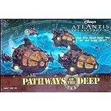 Disneys Atlantis Pathways of the Deep