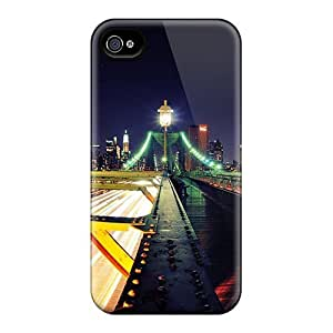 Bbt44524Shss Cases Skin Protector For Iphone 6 Road To New York City With Nice Appearance