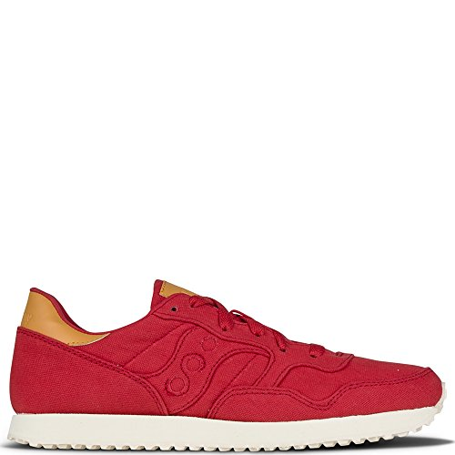 Saucony Originals Men's Dxn Trainer Fashion Sneakers, Red, 8 M US