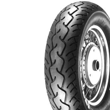 Pirelli MT66-Route Cruiser Motorcycle Tire - 120/90-18 Black, 65H / Rear
