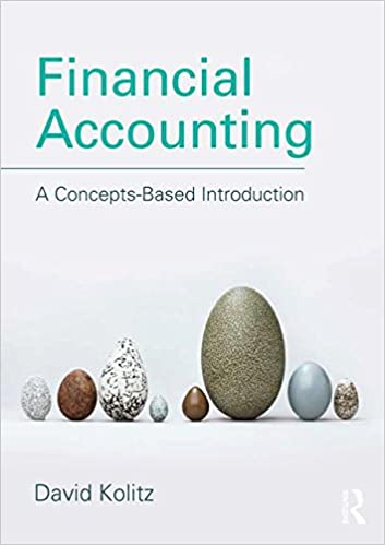 Financial Accounting: A Concepts-Based Introduction