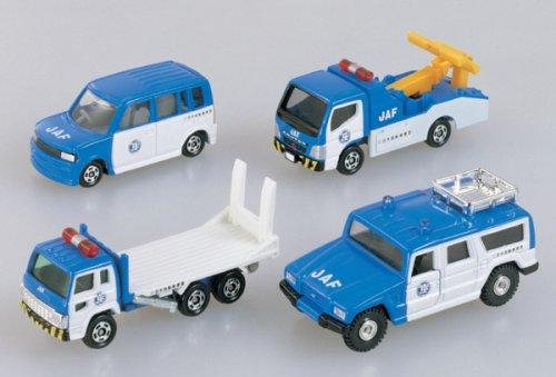 JAFのはたらくくるまセット(4台セット) 「トミカ」 742517