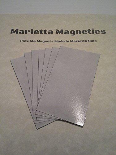 "Marietta Magnetics 1,000 Self-Adhesive 3.5"" x 2"" Business..."