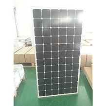 GOWE Solar Panels 120W / 120W monocrystalline solar panel17% efficiency