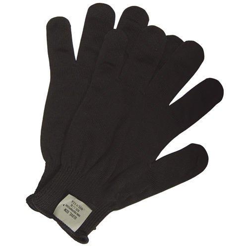 TRU-SPEC 3817003 Liner Black Polypro Gloves Size Small-Medium (Polypro Glove Liner)