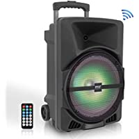 Wireless Portable PA Speaker System - 800W High Powered...