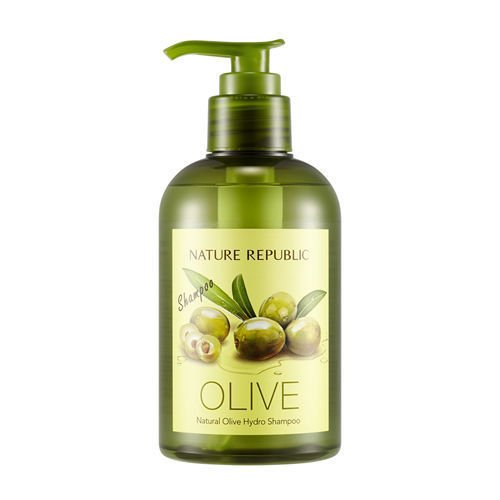- Nature Republic Natural Olive Hydro Shampoo 310ml