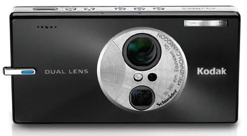 6 MP Digital Camera with 10x Dual-Lens Optical Zoom ()