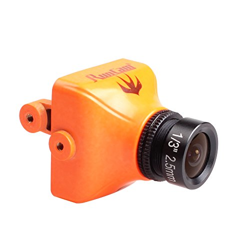RunCam Swift2 600TVL FPV Camera 2.5mm Lens Integrated OSD DC