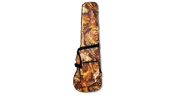Extreme Foam Case 203 g Naturaleza funda semirrígida para guitarra eléctrica Realce de goma sul fondo y en la parte tirantes para transporte a mochila: ...