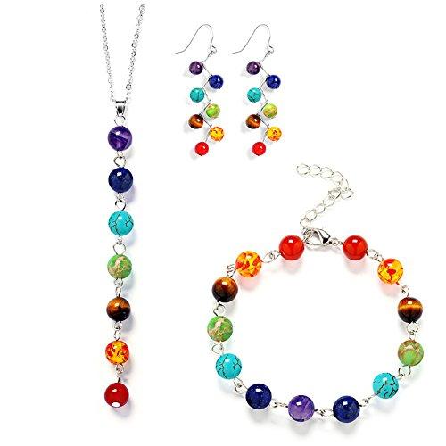 Leefi Jewelry Bracelets Necklace Earrings