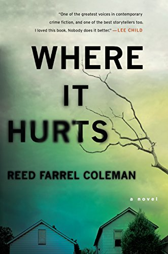 Where It Hurts (A Gus Murphy Novel Book 1)