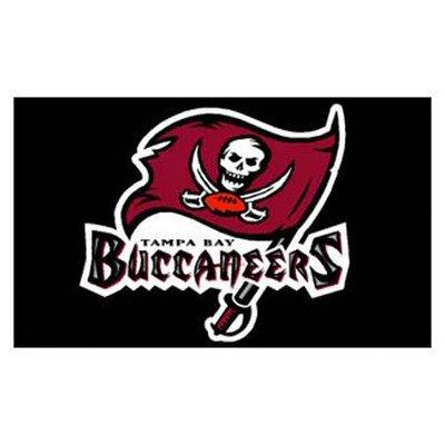 WinCraft NFL Tampa Bay Buccaneers Flag, 3 x 5-Feet
