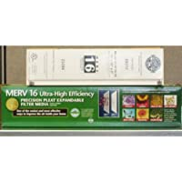 Lennox X8312 - MERV 16 Expandable Filter 16 x 25 x 5 - Genuine Lennox Product by Lennox