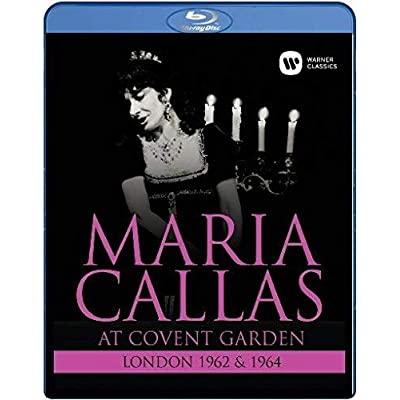 Callas At Covent Garden: London 62 & 64 [Blu-ray]
