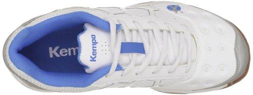 Kempa Kage Women 200834801 - Zapatillas de balonmano para mujer Blanco