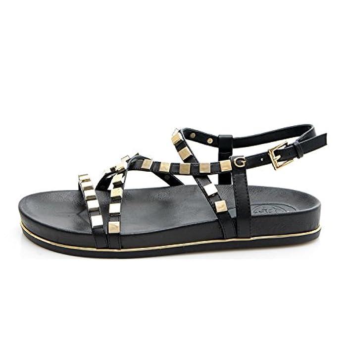 Flcl22 Guess Sandali E Sandalo Scarpe Da Borse Clareta2 lea03 nero Donna