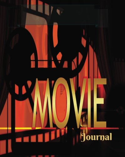 Movie Journal: Review And Keep A Record Of All The Movies You Have Watched, A Perfect Book Gift For Movie Lovers, Film Log, Movie Journal And More, 8