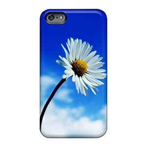RobAmarook Apple Iphone 6 Plus Protective Hard Phone Cases Support Personal Customs Attractive The Flower Ip4 Series [GEm5767ZLhd]
