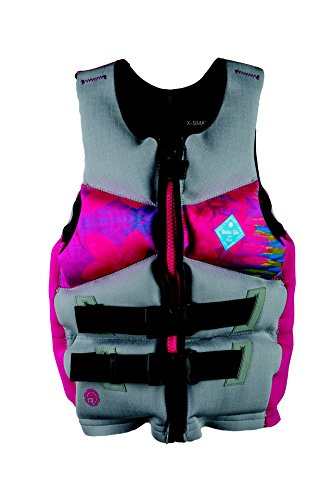 - Radar Girl's TRA Teen CGA Lifevest Silver/Pink 75-125 pounds. (2018) -75-125 pounds.