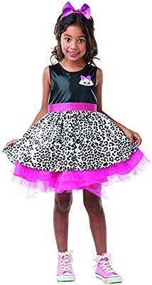 Lol Surprise - Disfraz Diva para niñas, 5-6 años (Rubies 300146-M ...