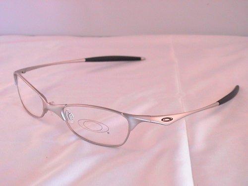 eglasses Frames Silver Size: 54-20 ()