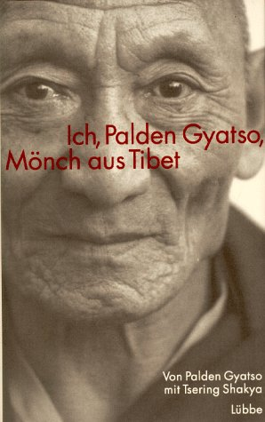 Ich, Palden Gyatso, Mönch aus Tibet