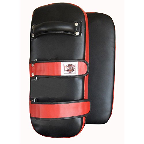 Leather Thai Kickpads Size: Extra Large