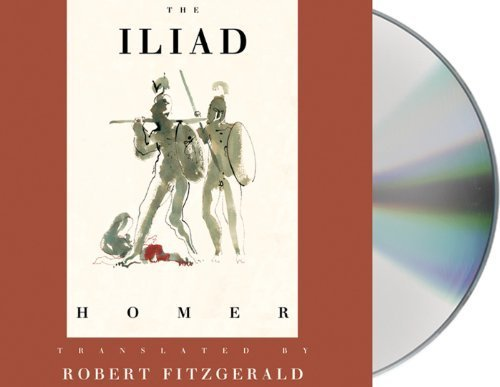 The Iliad: The Fitzgerald Translation by Homer (2014) Audio CD
