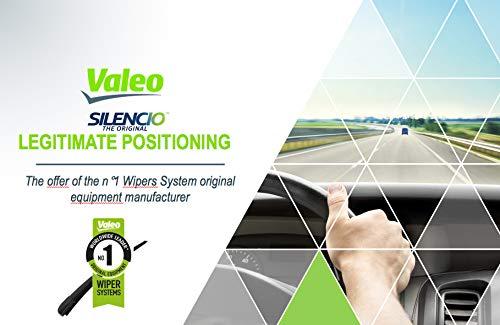 Valeo 574125 Balais dessuie-Glaces 600