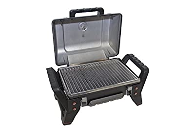 Char-Broil TRU-Infrared Portable Grill2Go Gas Grill Bundle