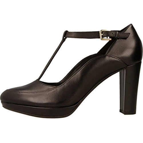 Clarks Kendra Daisy - Zapatos Tacón Mujer Negro