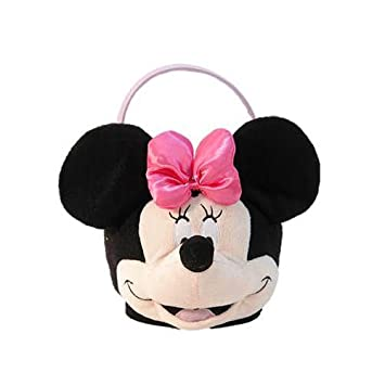 Amazon mickey friends plush easter basket minnie mouse mickey friends plush easter basket minnie mouse negle Gallery