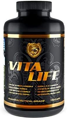 Royal Sports Nutrition – Vita Life 150 Capsules