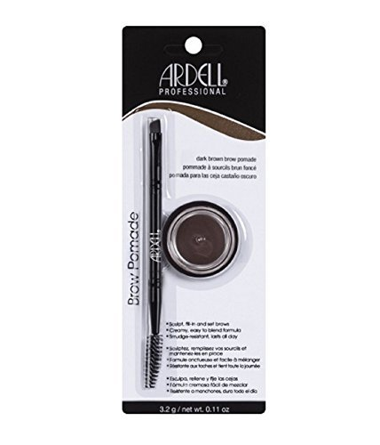 Ardell Brow Pomade with Brush - Dark Brown