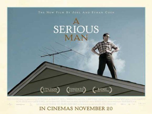 (A Serious Man POSTER Movie (30 x 40 Inches - 77cm x 102cm) (2009))