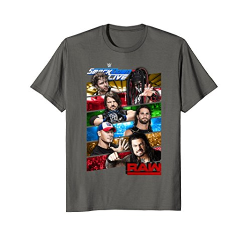 WWE Smackdown Versus Raw Superstars T-Shirt by WWE
