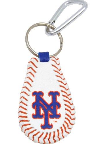 MLB New York Mets Baseball Keychain