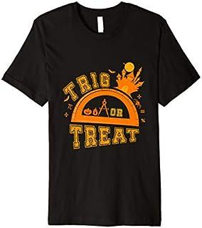 Trig Trick Treat Premium T-shirt   Size S - 5XL