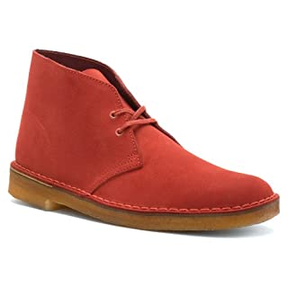 Clarks Men's Desert Chukka Boot, Brick, 12 M US (B00E9UPF9S) | Amazon price tracker / tracking, Amazon price history charts, Amazon price watches, Amazon price drop alerts