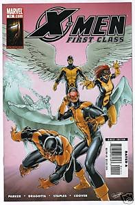 X Men First Class issue 11 pdf epub