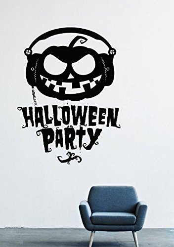 Halloween Wall Decals Decor Vinyl Stickers