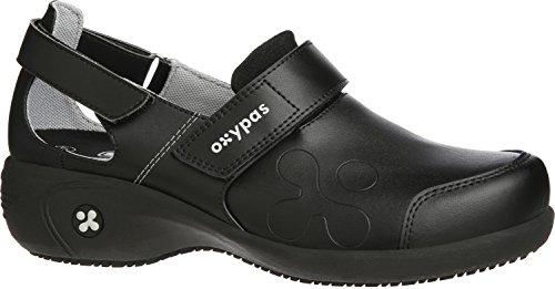 OxypasSalma - zapatos de seguridad mujer negro - Black (Blk)