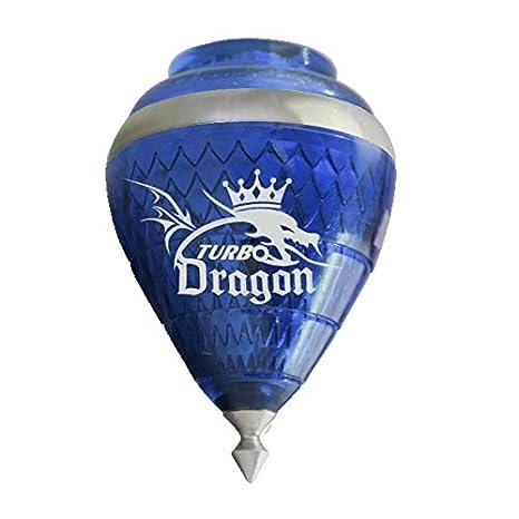 Trompo Peonza Turbo Dragon Aluminio