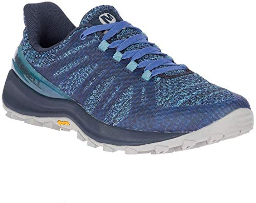 Merrell Women's Momentous Trail Running Shoes, 7-B, Velvet ()