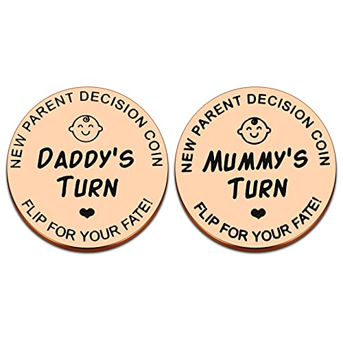 New Baby Gifts for Mom Daddy Funny Parent Decision