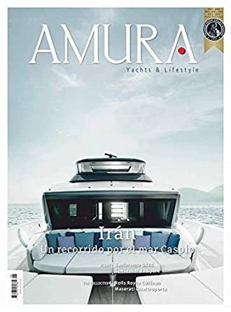 Amura Yachts & Lifestyle Kindle Edition